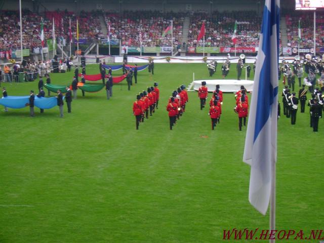 2007-07-16 Startbewijs op halen en vlaggen parade. (83)
