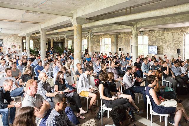 Berlin, July 16th, Alte Teppichfabrik, Tech Open Air 2014