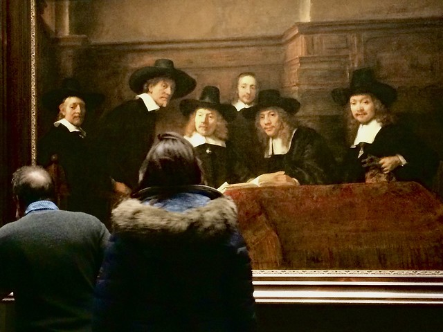 Rembrandt's magic