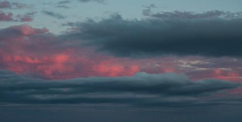sunset ihateexplore clouds sky mtwellington hobart tasmania