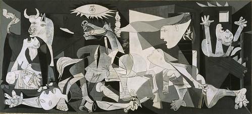 El Guernica - Pablo Ruiz Picasso