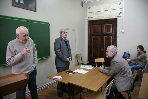 Фев 9 2016 - 16:22 - Встреча с Борисом Екимовым