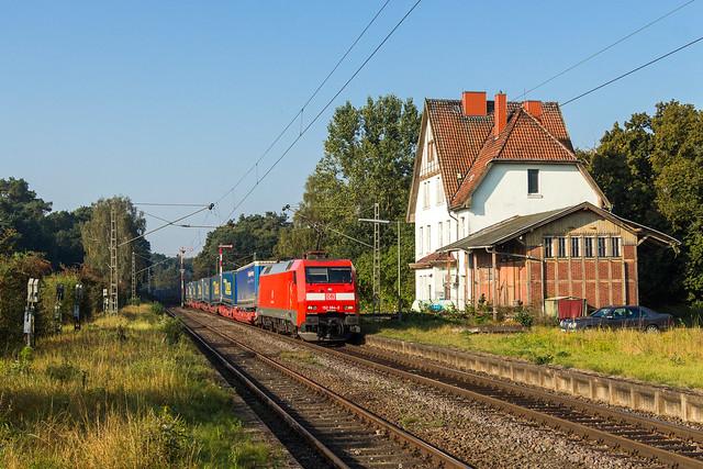 DBC 152 084 - Estorf (Weser)