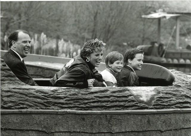 Priness Diana Price Harry and Prince William