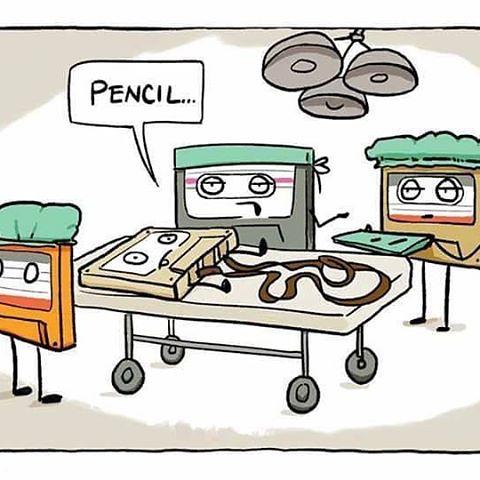 Pencil Funny Joke Satire Lol Cdc Commidescochons Ma Flickr