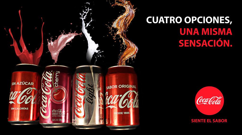 Anuncio Publicitario Coca Cola Anuncio Publicitario Para Flickr