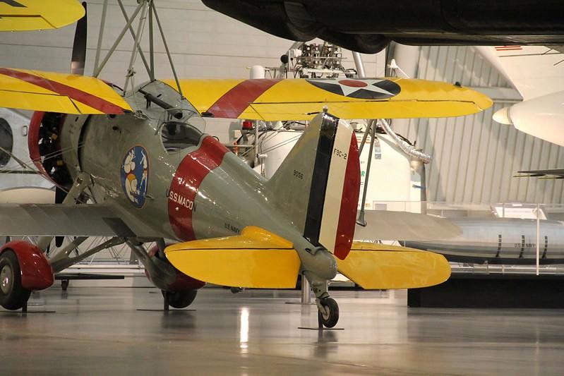 Curtiss F9C Sparrowhawk 1