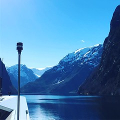 Norwegian fjords :heart: - - - - #norway #norwegian #fjord #explore #explorenorway #travel #tourist #instatravel #instagood #exploreeverything #scandinavia #europe #eurotrip #european #travelmore #keeptraveling #frozen #disney #sun