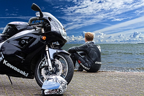 Motorcycle trip to the sea | by driver Photographer