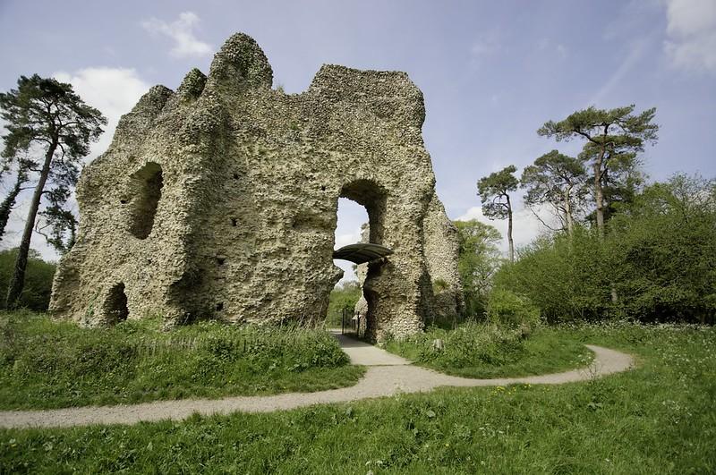 Castillo de Odiham Inglaterra