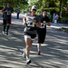 AA Marathon & Half Marathon finish line