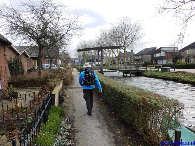 15-02-2014 Woerden 26 Km (41)