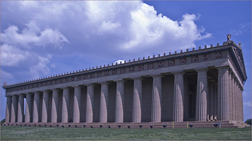The Parthenon -- Centennial Park Nashville (TN) 2014 | by Ron Cogswell