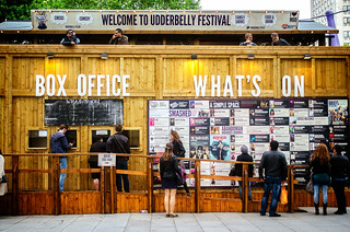 Udderbelly Box Office | by garryknight