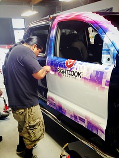 Vehicle Wraps Training Course | by Rightlook.com