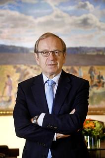 Erkki Liikanen Suomen Pankki