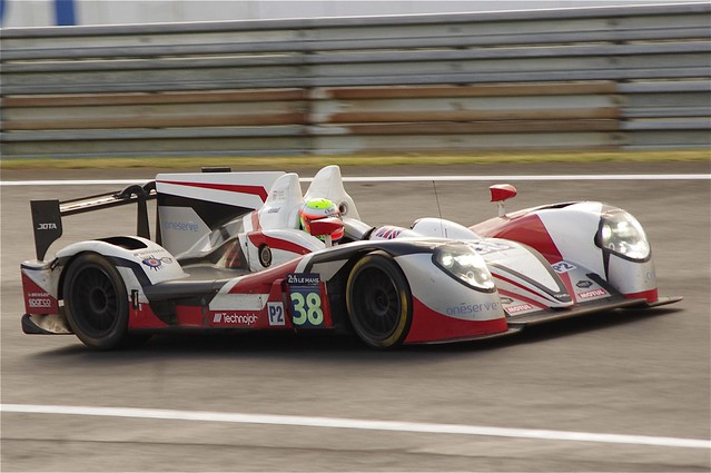 Jota Sport's Zytek Z11SN Nissan Driven by Simon Dolan, Harry Tincknell and Oliver Turvey
