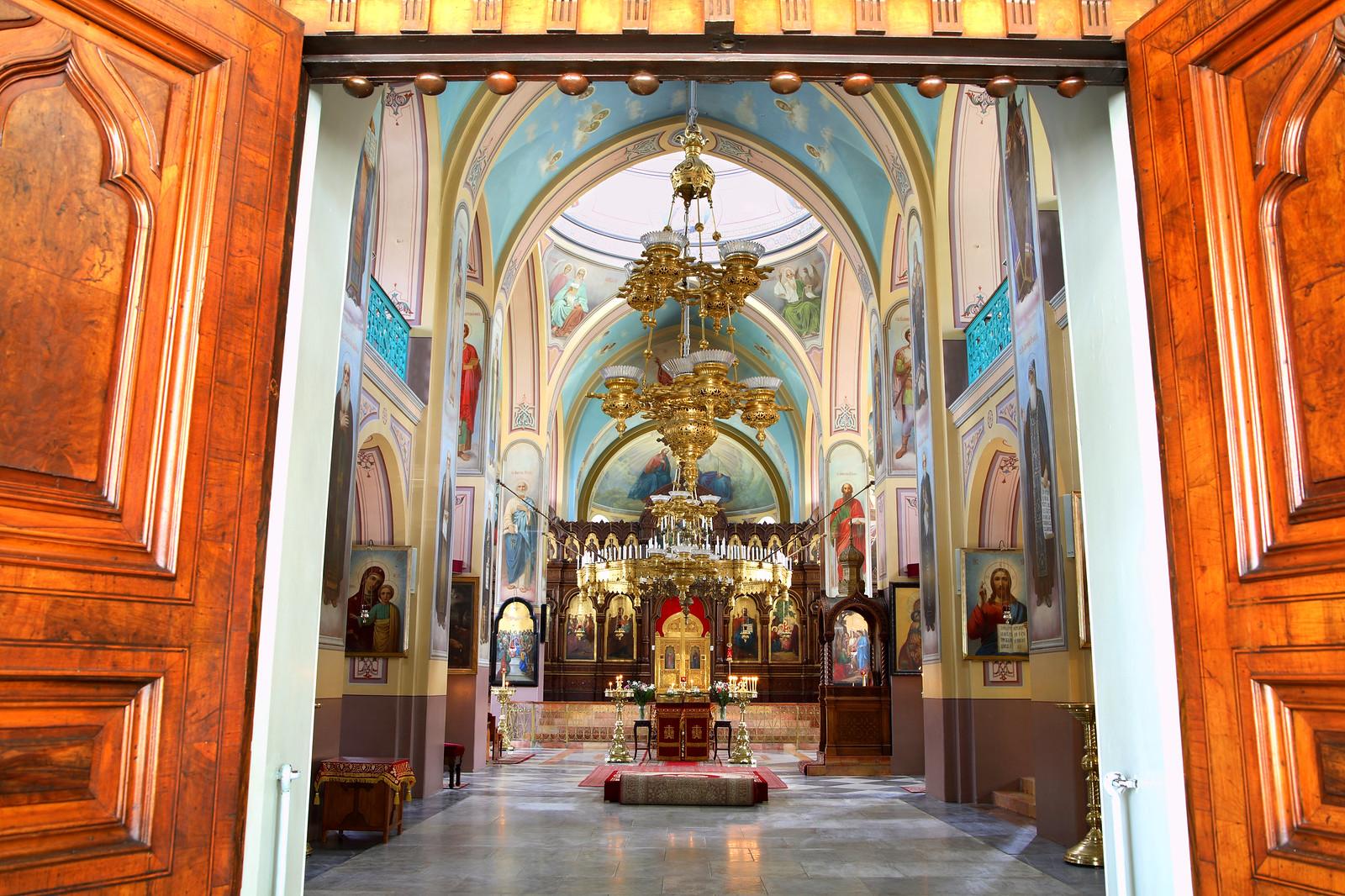 Jerusalem_The Holy Trinity Cathedral_2_Noam Chen_IMOT