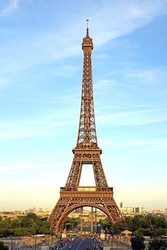 France-000187 - Eiffel Tower Early Evening | by archer10 (Dennis)