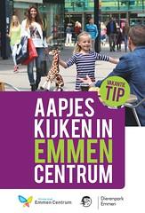 Abri campagne Emmen Vlinderstad Emmen & Dierenpark Emmen juli 2014