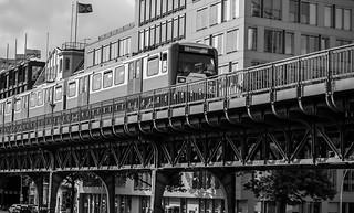 U3 - Wandsbek-Gartenstadt | by diablopb