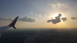 088/365 : Over Houston | by niseag03