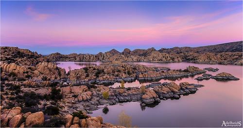 adelheidsphotography adelheidsmitt adelheidspictures america arizona prescott watsonlake dells granitedells usa unitedstates scenery sunset