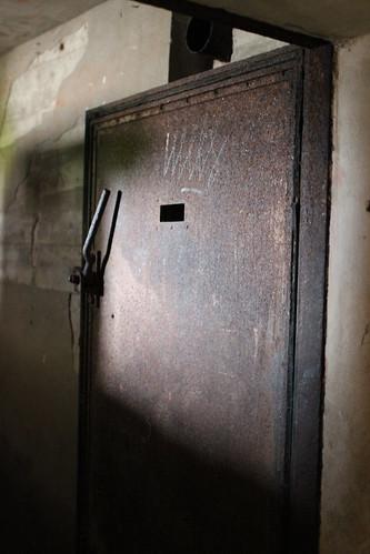 Schiermonnikoog, inside Wasserman Bunker