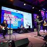 Fri, 17/03/2017 - 12:03pm - Hippo Campus Live at SXSW Radio Day Stage Powered by VuHaus 3.17.17 photographer: Gus Philippas