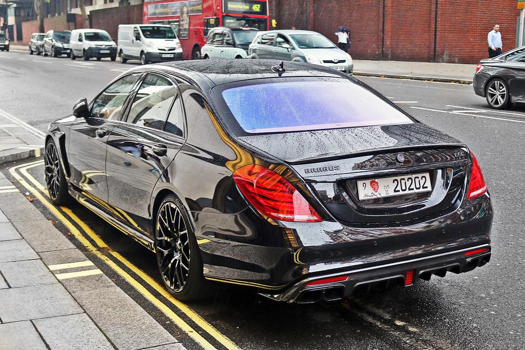 Mercedes Benz Brabus >> Mercedes Benz Brabus 850 6 0 Biturbo V222 9 20202 Abu