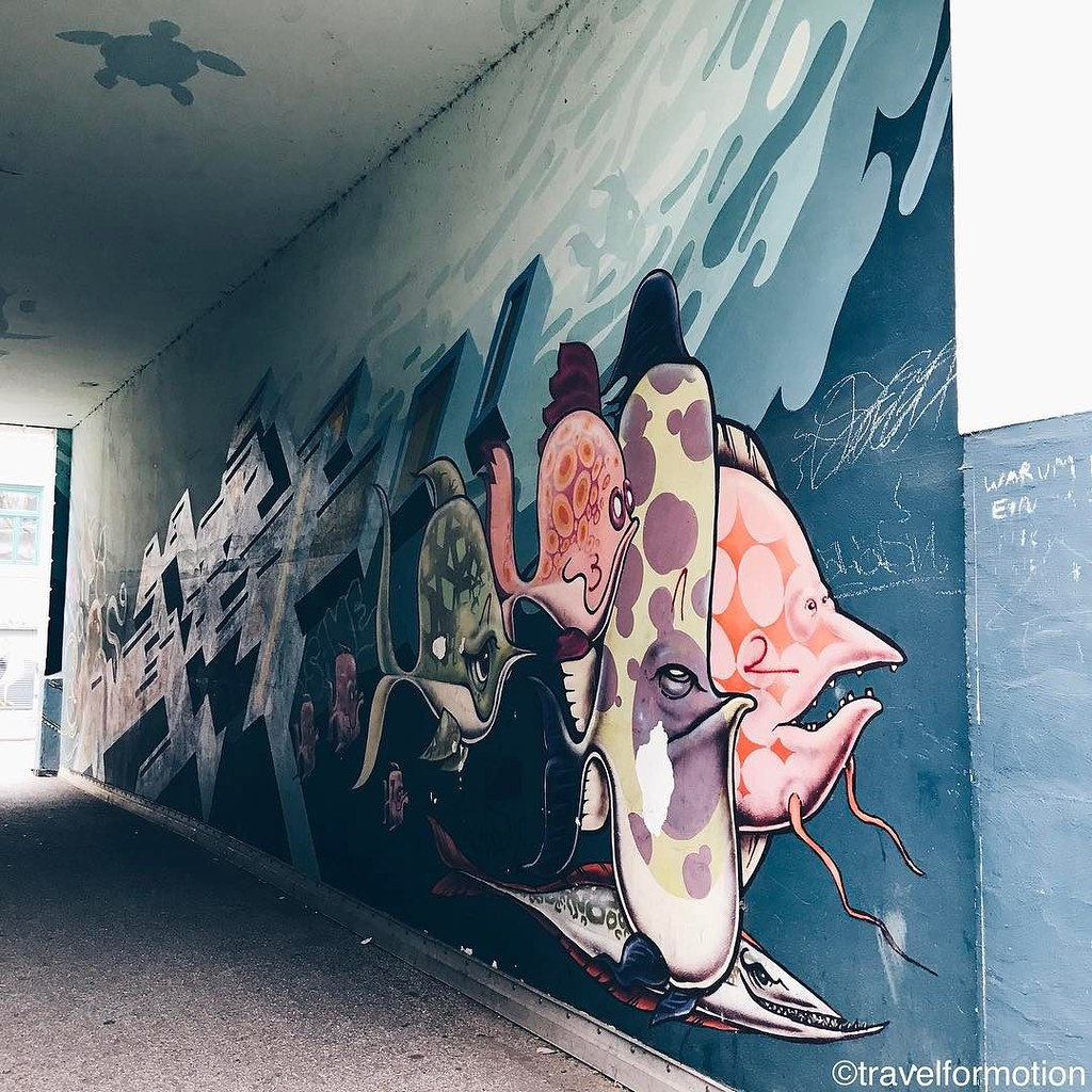 streetart #art #fish #hamburg #hamburg_de #ahoihamburg #i… | Flickr