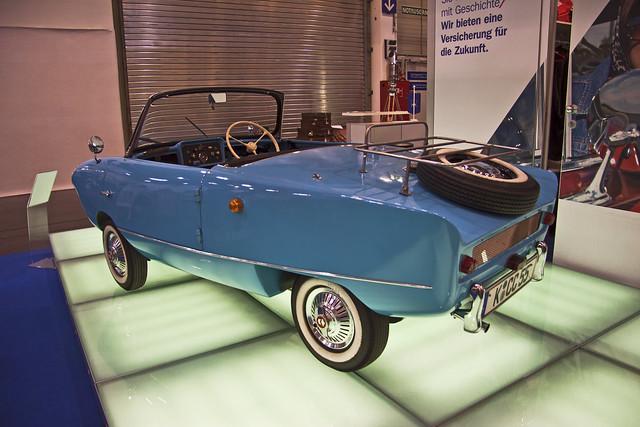 Frisky Sport Convertible 1958 (5466)