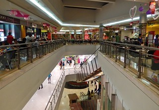 Shopping Mall Food Court | by mikecogh