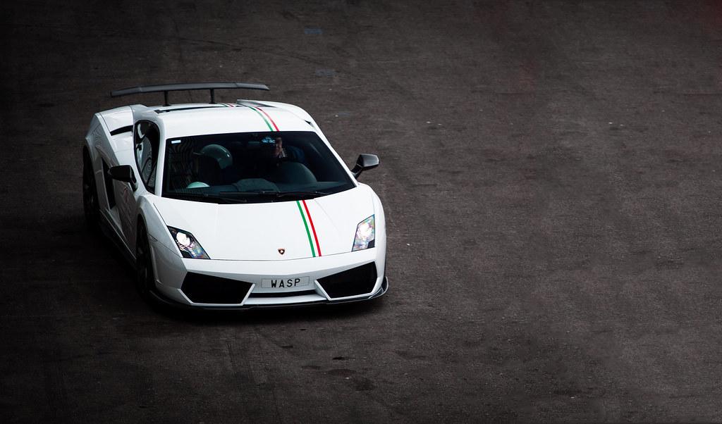 Lamborghini Gallardo Lp550 2 Tricolore At Spa Francorchamp Flickr