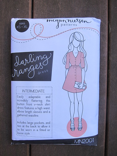 Darling Ranges Pattern | by Everyday Fray
