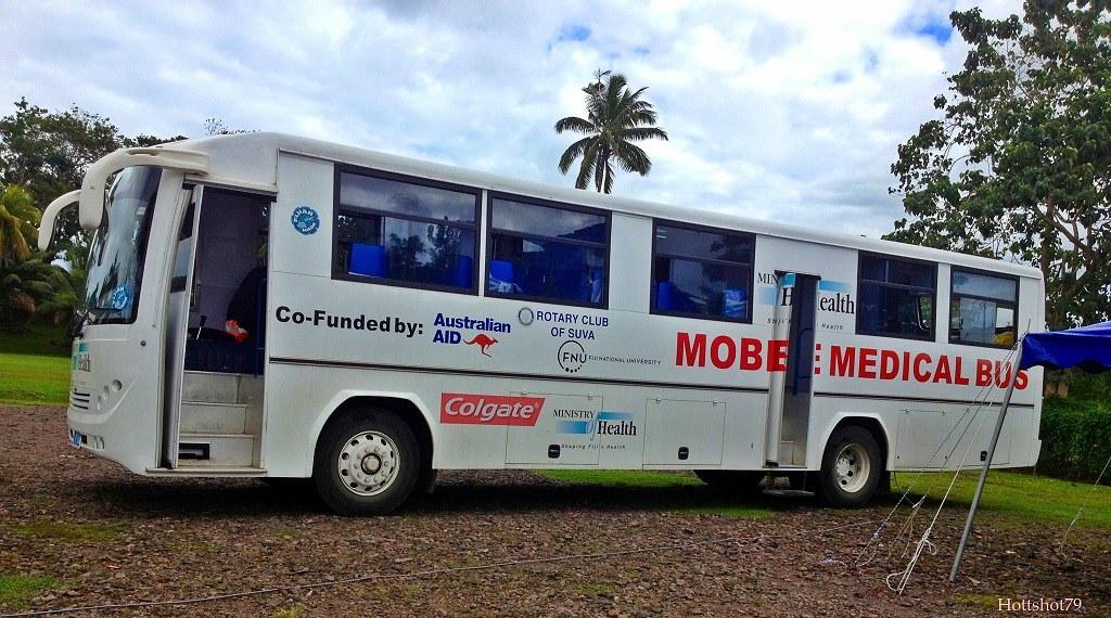 Mobile Medical Bus | @ FNU | R P | Flickr