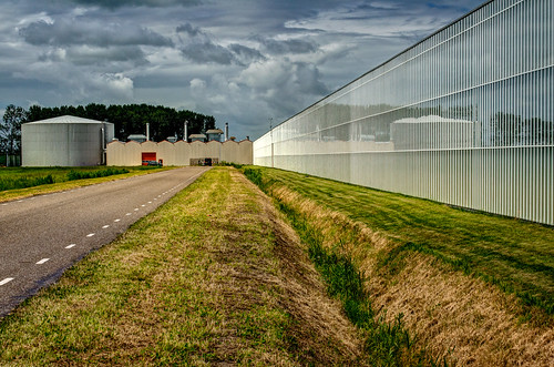 Agricultural Industrial Reflection