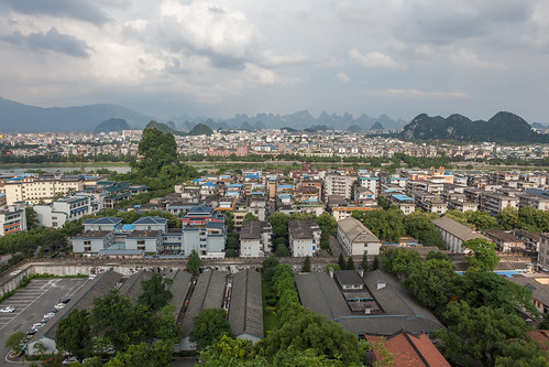 View of Guilin | by pamhule