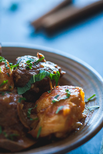 Tunisian Lamb and Quince Stew   by ljology