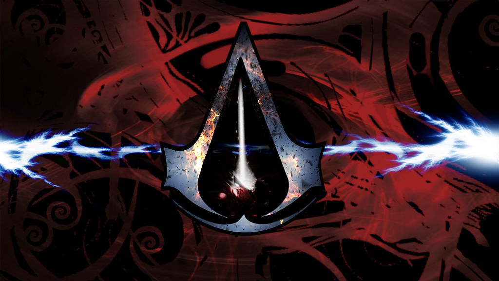 Assassins Creed Logo 1366x768 Wallpaper Veronica Sanchez Flickr