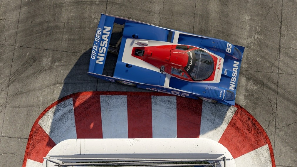Project CARS 2 Nissan Nissan's GTP ZX-Turbo