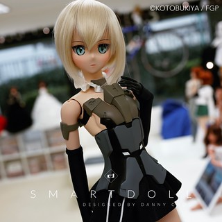 Frame Arms Girl Gourai Smart Doll | by Danny Choo