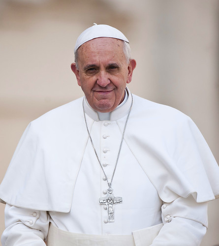Pope Francis | by Catholic Church (England and Wales)