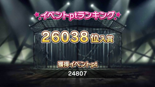 26038位 24607pt