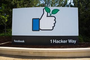Facebook Headquarters 1 Hacker Way Menlo Park California | by Anthony Quintano