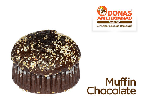 Muffin Chocolate | by donas_americanas
