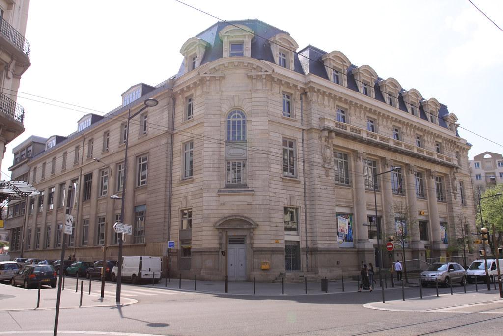 Bureau De Poste Saint Etienne