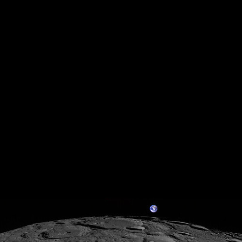 Lunar Satellite Snaps Image of Earth | by NASA Goddard Photo and Video