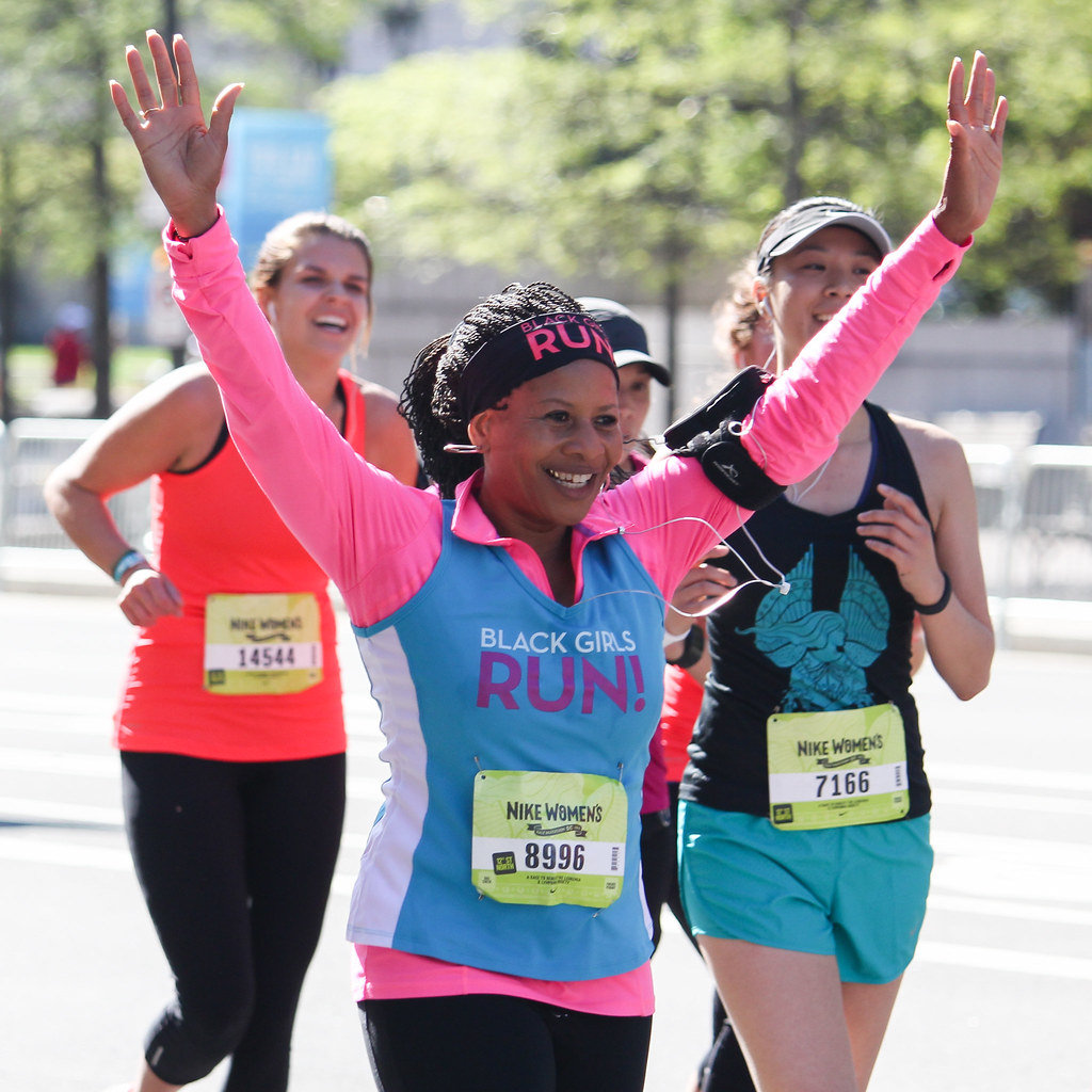 8a3405f54 Black girls run! - Nike Women's Half Marathon DC | The Q Speaks | Flickr