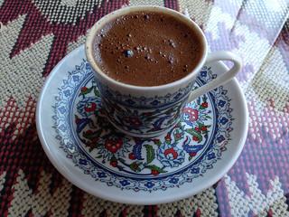 Turkish coffee | by WordRidden